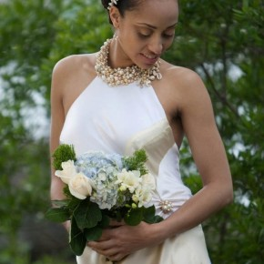 Black Women Short Hairstyles for Weddings