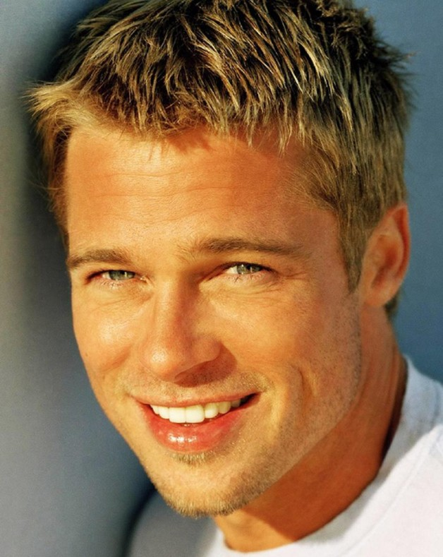 Black and Blonde Hairstyles for Men