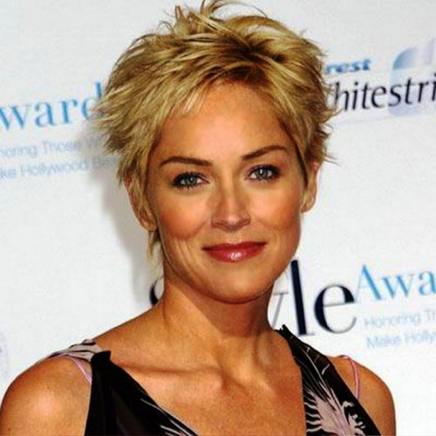 Blonde Women Short Hairstyles