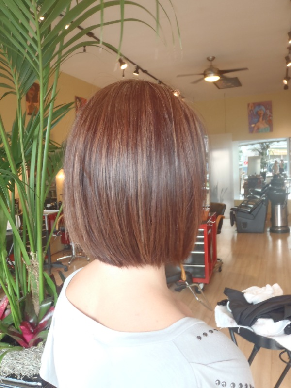 Bob Hairstyles Back And Front Behairstyles Com