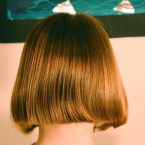 Bob Hairstyles Back View Photos