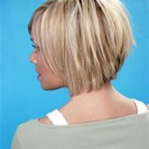 Bob Hairstyles Back View Pictures