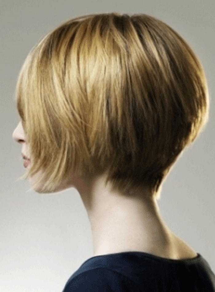 Groovy Pictures Of Bob Hairstyles Back View Hairstyles For Women Draintrainus