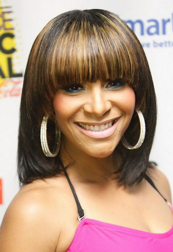 Bob Hairstyles For Black Women 2012 Behairstyles