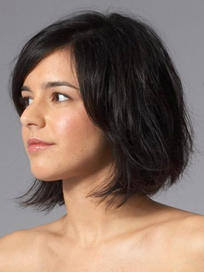 Pictures of Bob Hairstyles For Thick Hair 2013