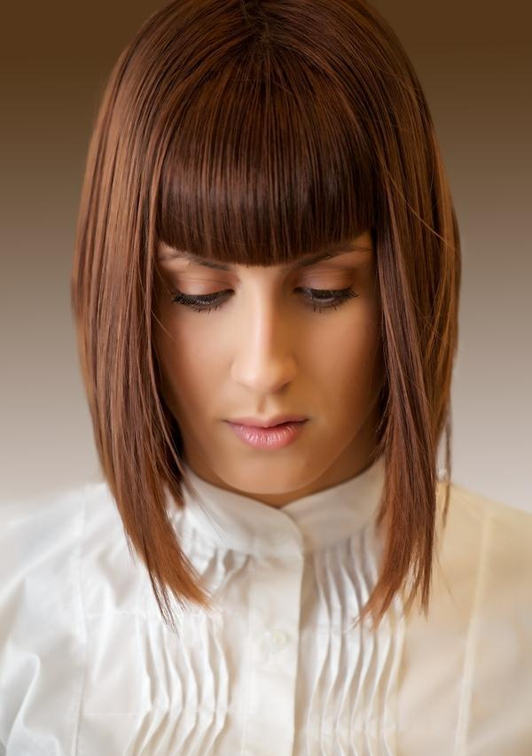 Haircut Short In Back Long In Front With Bangs Best Short Hair Styles