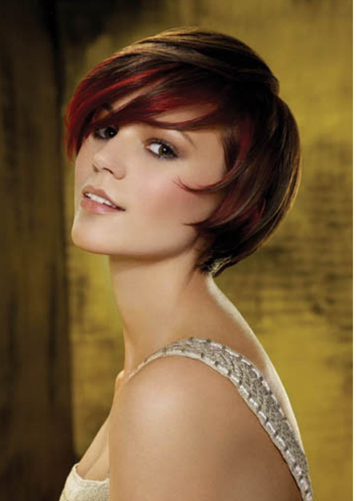 hairstyles with weaves : Pictures of Bob Hairstyles One Side Shorter