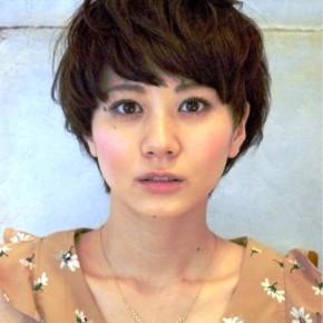 Boyish Japanese Short Haircut