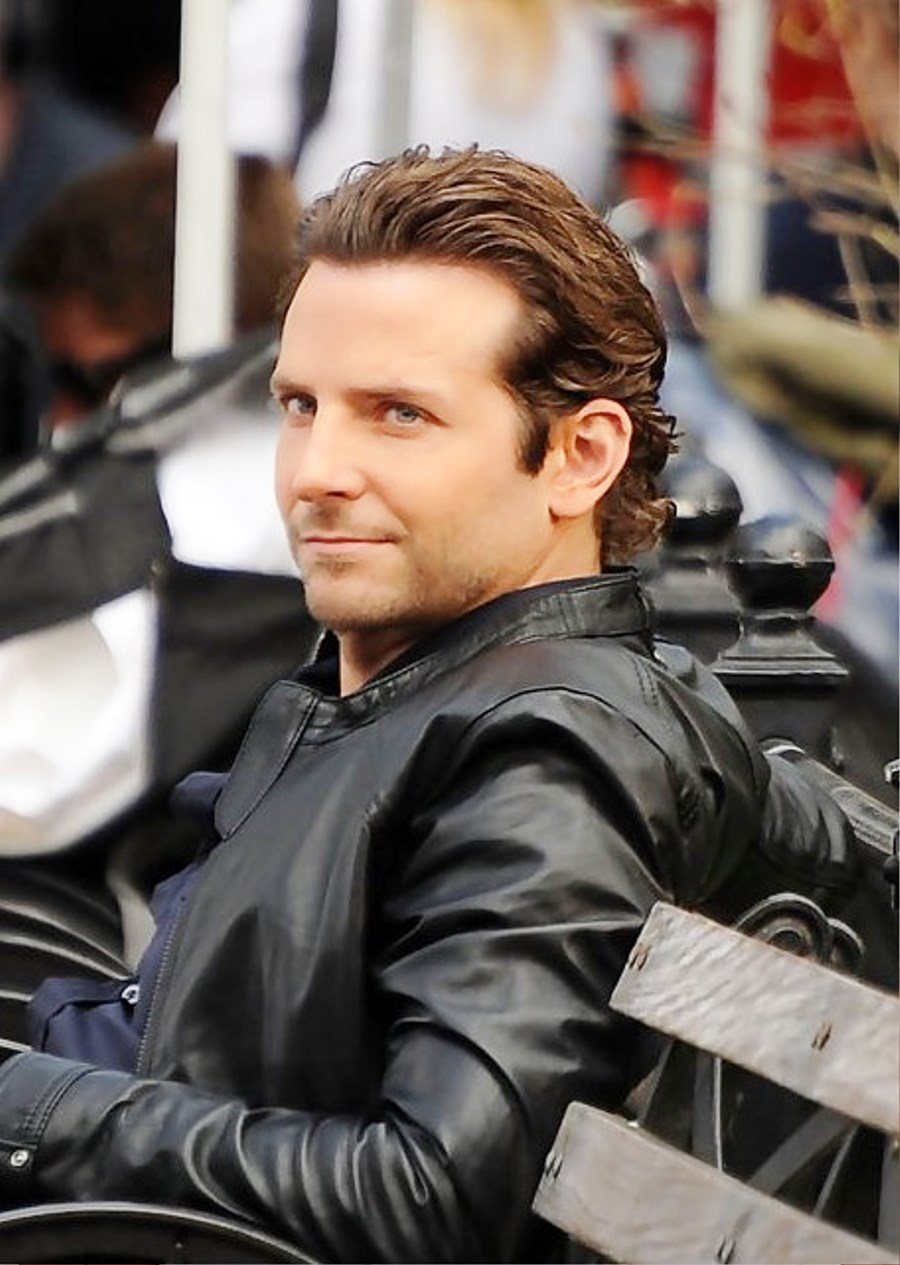Bradley Cooper Hair Style For Men Pictures