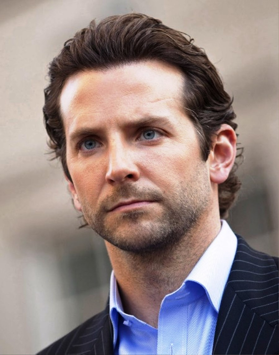 Pictures Of Bradley Cooper Hairstyles For Business Men