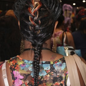 Braided Hairstyles African American Girls