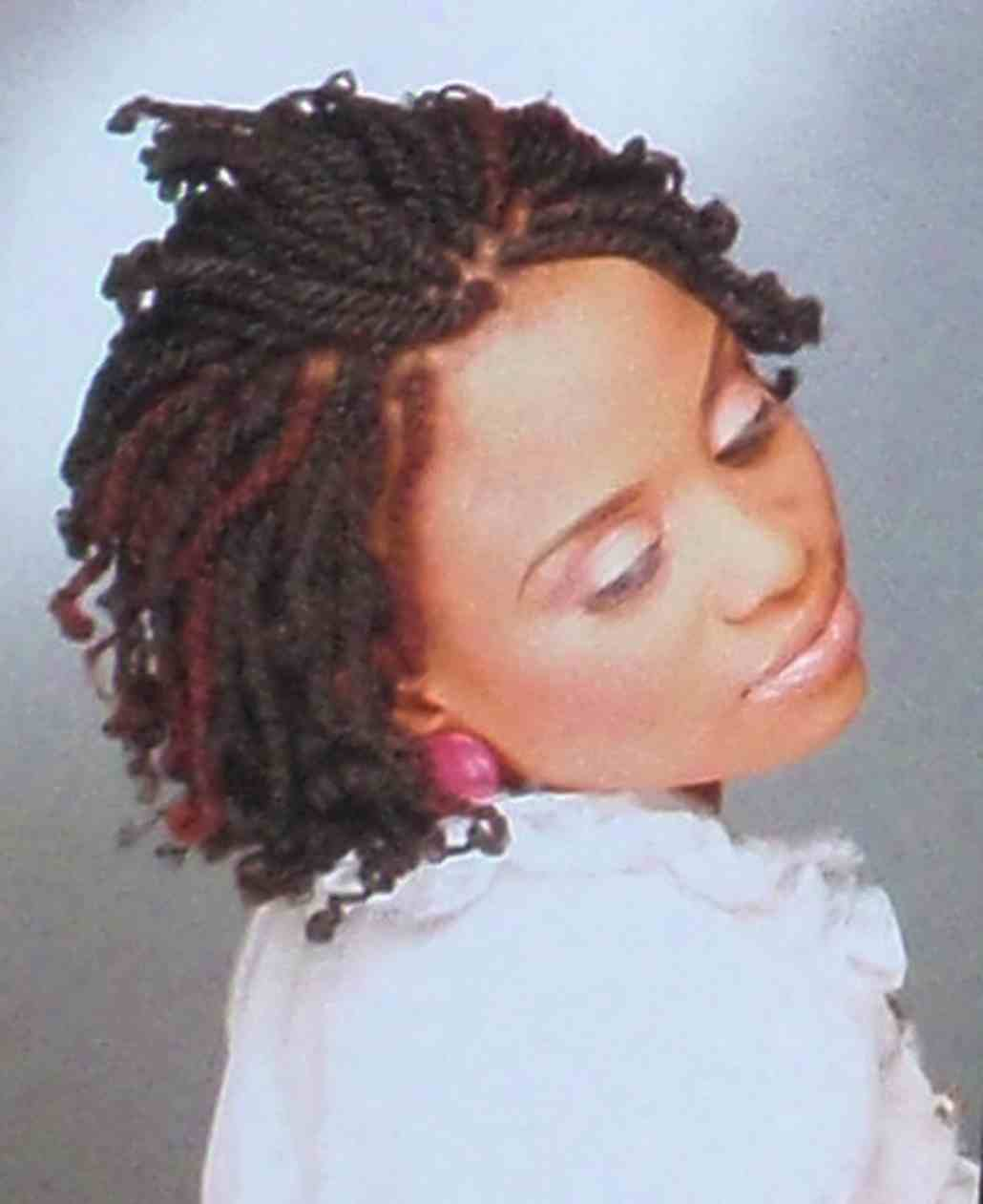 Pictures of Braided Hairstyles African