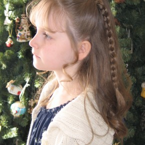 Braided Hairstyles Black Hair Kids