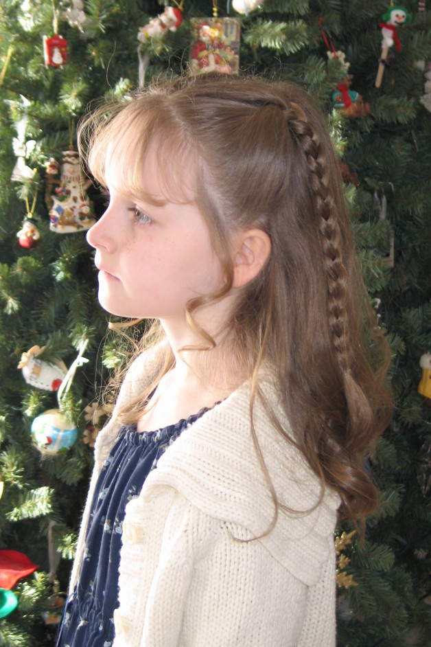 Magnificent Kids Braided Hairstyles 2013 Behairstyles Com Hairstyle Inspiration Daily Dogsangcom