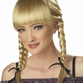 Braided Hairstyles Blonde
