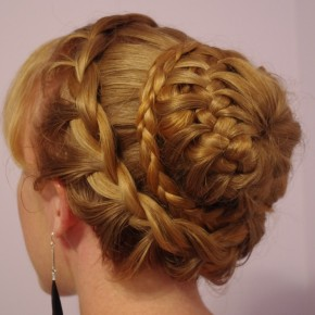 Braided Hairstyles Bun
