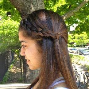 Braided Hairstyles Children