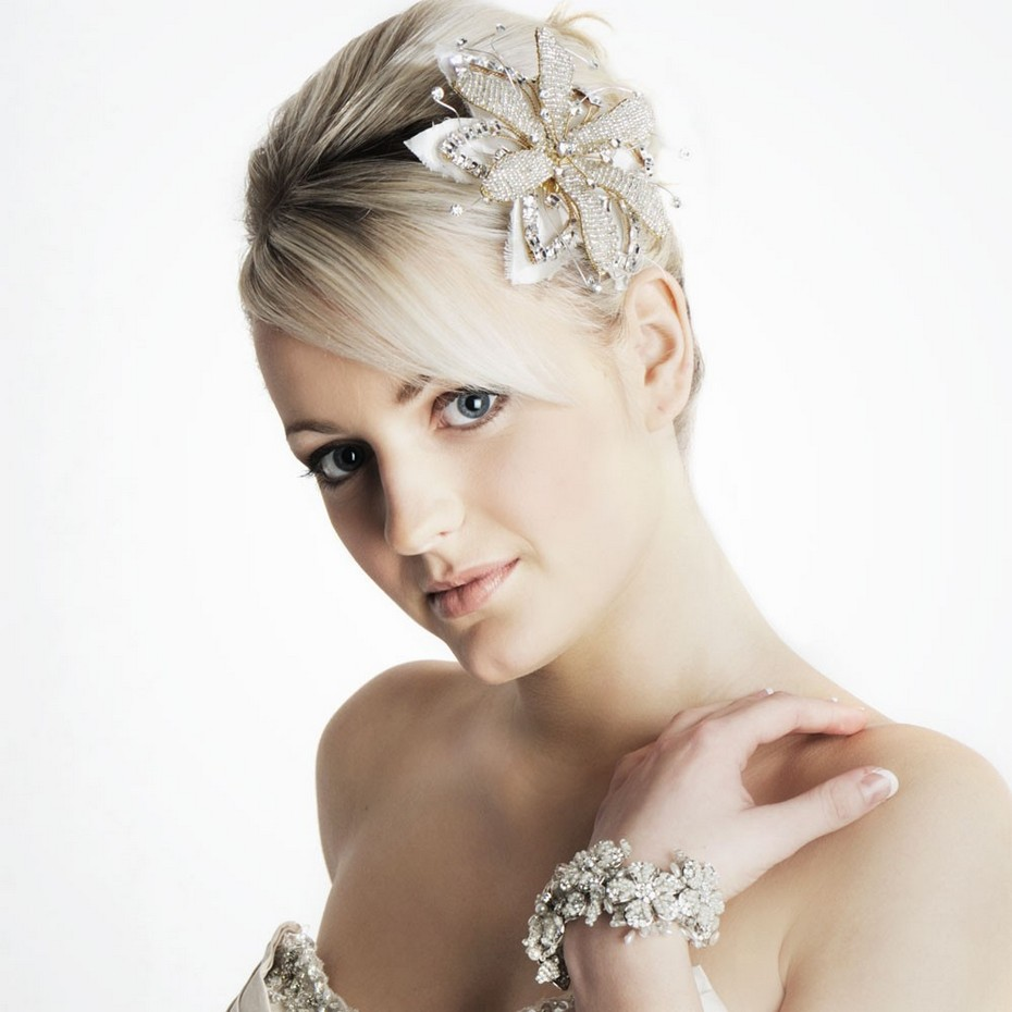 Short Bridal Hairstyles Pictures | Trend Hairstyle and Haircut Ideas