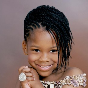 Braided Hairstyles For Little Black Girls With Short Hair