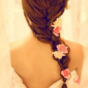 Braided Hairstyles For Long Hair Tumblr