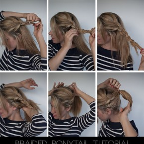 Braided Hairstyles For Long Hair Tutorials