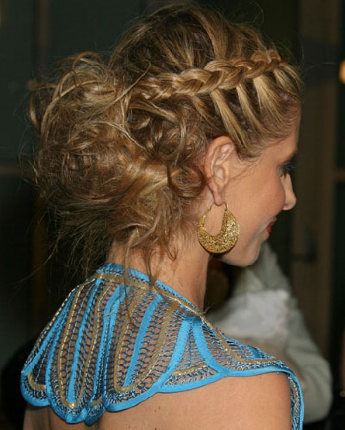 Super Braided Hairstyles For Long Hair With Bangs Braids Hairstyles For Women Draintrainus