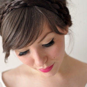 Braided Hairstyles For Short Hair Tumblr