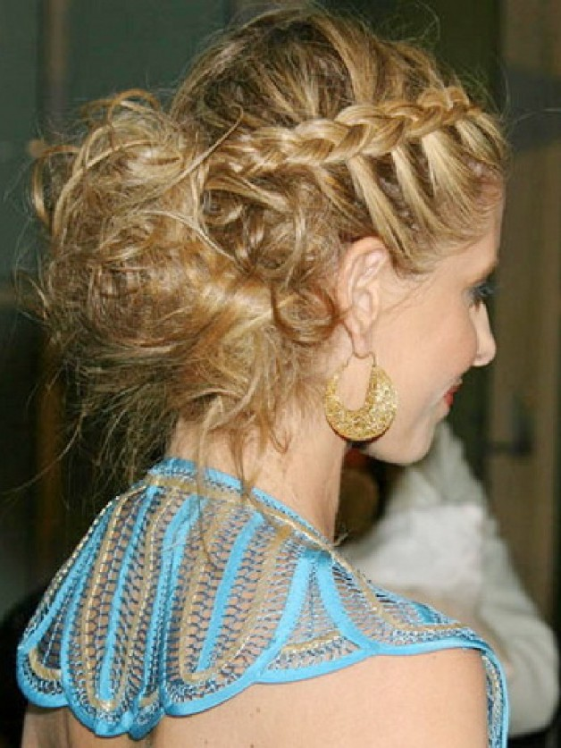 Magnificent Braided Hairstyles For Short Hair Behairstyles Com Hairstyles For Women Draintrainus