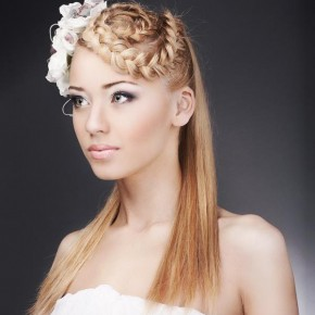 Braided Hairstyles Half Down