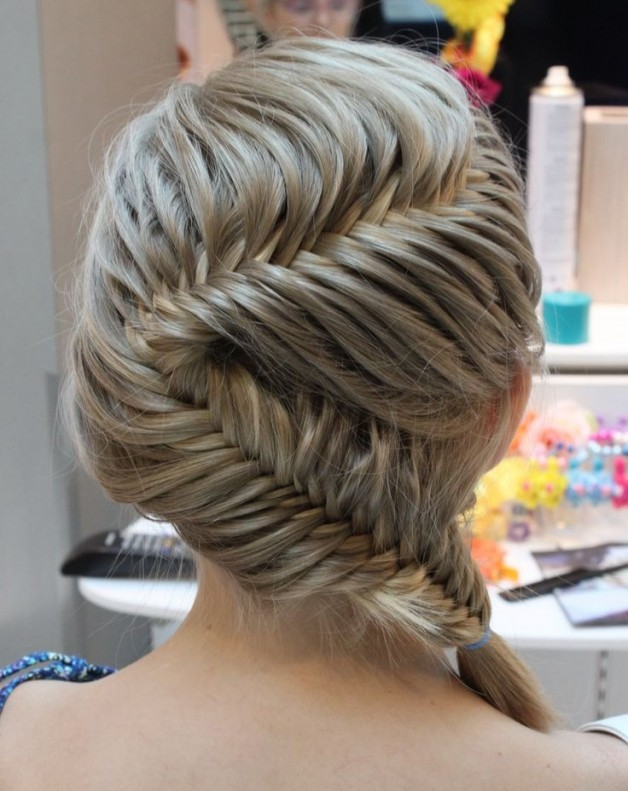 Cool Braided Hairstyles Little Girls Behairstyles Com Hairstyles For Women Draintrainus