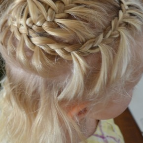 Braided Hairstyles Little Kids