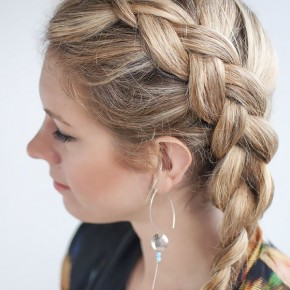 Braided Hairstyles Medium Length