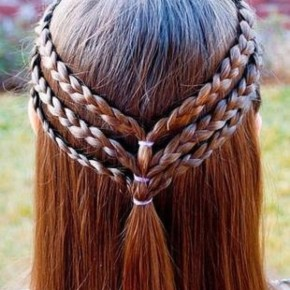 Braided Hairstyles Pinterest