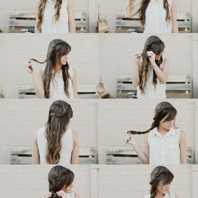 Braided Hairstyles Step By Step
