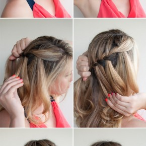 Braided Hairstyles Tumblr Tutorials