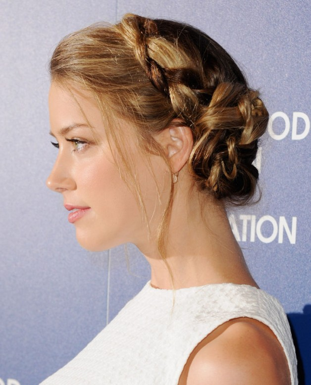 Braided Hairstyles Updos