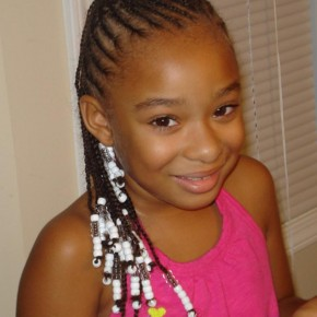 Braided Hairstyles for Black Hair Kids