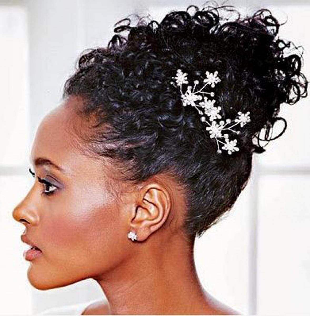 Pictures Of Braided Updo Hairstyles For Black Women