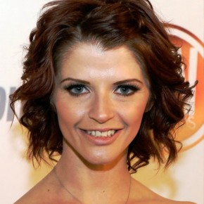 Brown Short Wavy Hairstyles For Prom