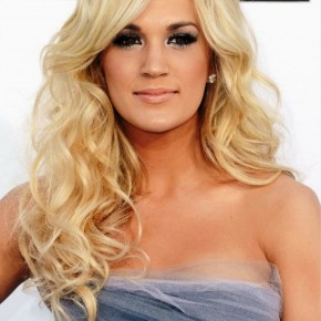 Carrie Underwood Curly Hairstyles 1