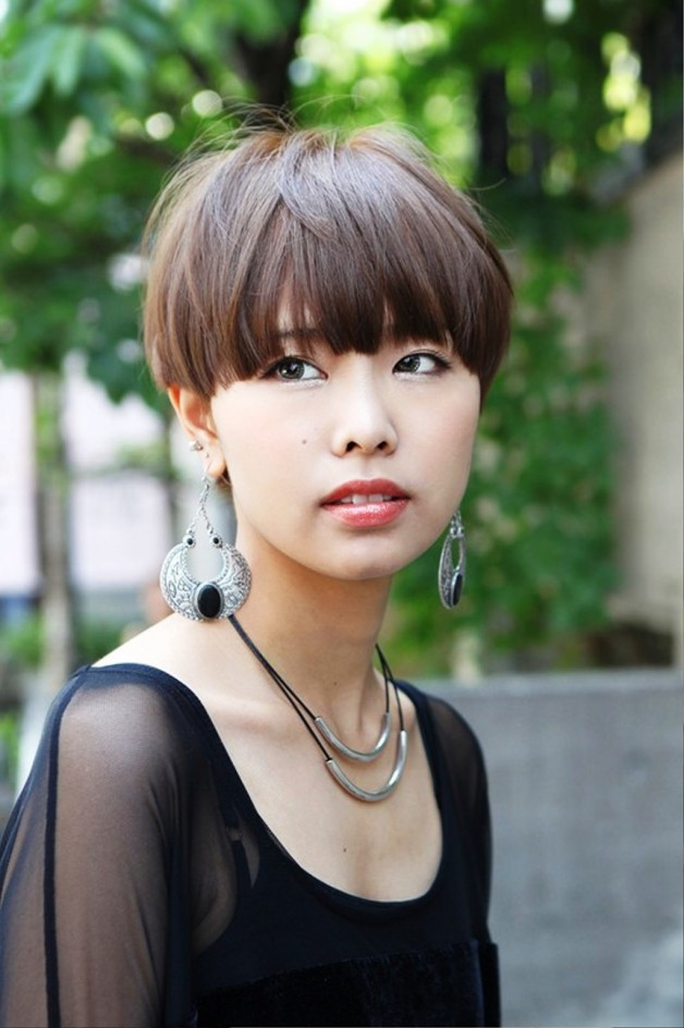 Japanese Hairstyles With Bangs Related Keywords And Tags