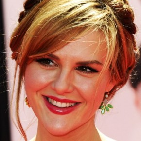 Celebrity Braided Updo