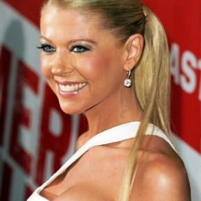 Celebrity Long Sleek Ponytail Hairstyle