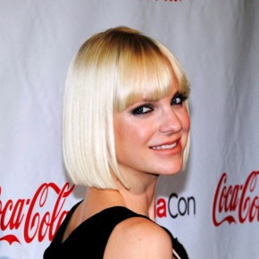 Celebrity Pageboy Hairstyle