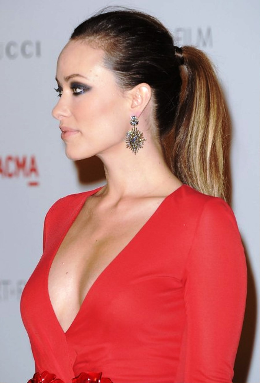 pictures of celebrity ponytail hairstyles