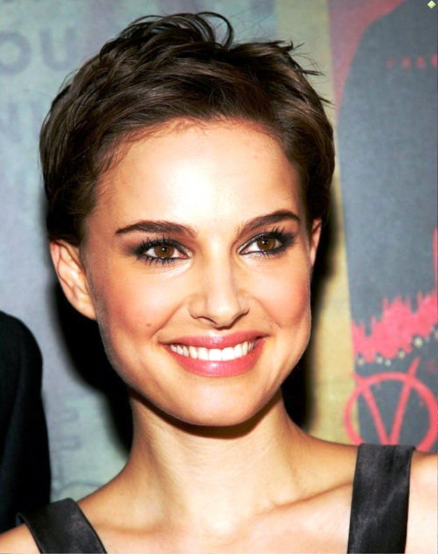 Celebrity Short Womens Hairstyles