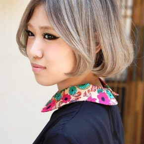 Chic Short Bob Cut For Girls