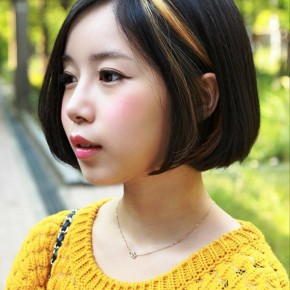 Classic A Line Bob Hairstyle