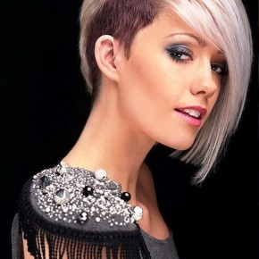Cool Short Hairstyles For Women 2013