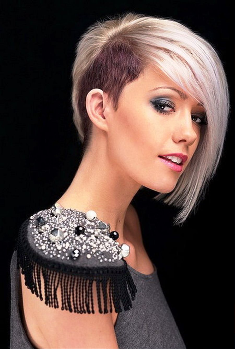 pictures of cool short hairstyles for women 2013